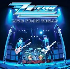 ZZ Top - Live from Texas - Got Me Under Pressure Brand New Sealed Music Audio CD
