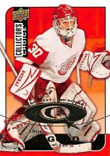 2008-09 Collector's Choice Cup Quest #CQ42 Chris Osgood SR