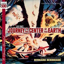 Journey To The Center Of The Earth - Limited 500 - OOP - Bernard Herrmann