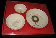 THE MEANING OF THE CHRISTMAS WREATH 3 DISHES IN 1 HOLIDAY DISH BY DAYSPRING! NEW