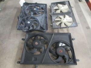 09-13 Infiniti G37 Electric Radiator Cooling Fan Assembly 156k OEM LKQ