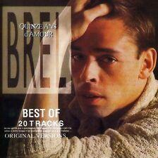 Französische's Best of Musik-CDs vom Universal-Label