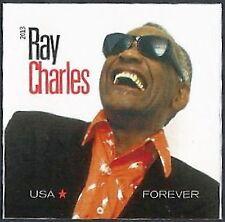 USA NO Die Cuts Sc. 4807a (46¢) Ray Charles 2013 MNH single