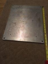 1/2 inch aluminum plate