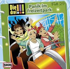 Die drei !!! 29. Panik im Freizeitpark (drei Ausrufezeichen) (2014) CD
