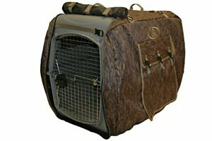Ducks Unlimited Bottom Land Uninsulated Kennel Cover Large