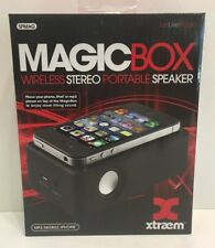 Magicbox Wireless Stereo Portable Speaker for Phone Mobile iPhone