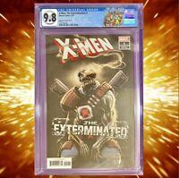 🔥 X- Men : The Exterminated #1 Andrews 1:25 Variant CGC 9.8 RARE Marvel Comic