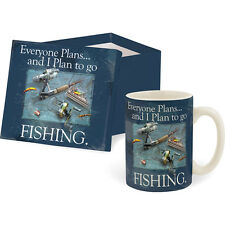 Fishing Boxed Coffee Mug