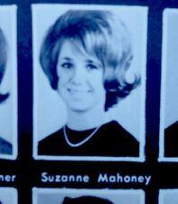 SUZANNE SOMERS 1963 Capuchino High School Yearbook San Bruno, CA Rare