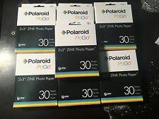"210 Sheets Polaroid  Zink Photo Paper 2"" x 3"" Mobile Printer LG Zip PoGo Snap HP"