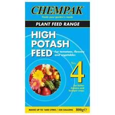 Chempak High Potash Feed No 4 800g Makes 1600 Litres Fruits Flowers Vegetables