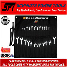 GEARWRENCH 81931 SPANNER SET 24 PIECE METRIC & SAE COMBINATION WRENCH SET - NEW
