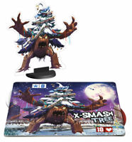 King of Tokyo X - Smash Tree Christmas Holiday Promo Card Monster [Board Game]