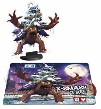 King of Tokyo X-Smash Tree Christmas Holiday Promo Card Monster [Board Game] NEW