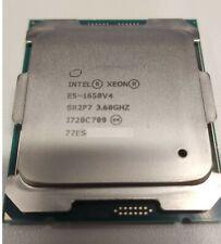 Intel Xeon E5 1650 v4 3.60 GHz 6C/12T SR2P7 LGA2011-3 Server WS MAC 14nm Turbo