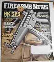 Firearm News May 2021 Magazine, 75th Anniversary, Reviews HK SP5