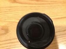 Minolta AF Zoom 75-300mm f/4.5-5.6 D SLR Lens Sony A Mount