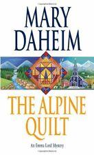 The Alpine Quilt (Emma Lord Mysteries (Paperback))-Mary Daheim