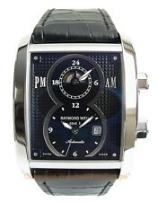 RAYMOND WEIL Don Giovanni Cosi Grande Dual Time Automatic Watch Box/Papers