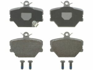 Front Wagner Brake Pad Set fits Smart Fortwo 2005-2016 ELECTRIC 77ZTWP