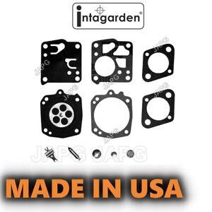 Carburettor Repair Kit, Husqvarna 61 66 181 266 268 272 281 288 Chainsaw Carb