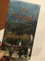 Blue Ridge Southern Gospel Quartet The View From Here VHS 1999