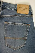 Abercrombie & Fitch 29 x 30 men's blue jeans denim classic
