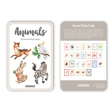 LIMITED SALE. BRAND NEW. Animals Flash Cards ages 6 months+ Early Learning