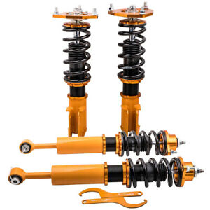 Coilovers Set For Mitsubishi Lancer/Mirage FWD 2.0L 02-07 Adjustable ride height