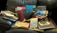 Old Vintage U.S. Military Book Collection Lot WWII + Other Wars Conflicts + More