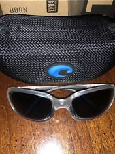 Costa Brine Matte BR 39 OBMP Crystal Blue MIR 680p! Perfect Condition. Worn Once