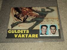 Sir Henry Cooper Rekord Journal Magazine Swedish Boxing Card uncut