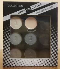 Collection Eyeshadow Palette SMOKEY EYES (see photos for full range available)