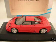 Minichamps Bugatti EB 110 EB110 rot red 1:43