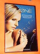 PRISTINE S1m0ne SIMONE AL PACINO WS FS DVD COMEDY SEXY
