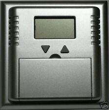 Vysal 3000 PROGRAMMABILE Underfloor Heating TERMOSTATO-ARGENTO-UK fabbricato