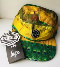 Hype Peacock 5 Panel Hat