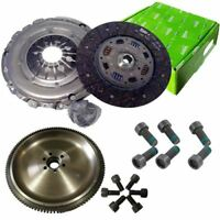 FLYWHEEL AND VALEO CLUTCH KIT FOR A AUDI 2,E2,2 SALOON 2.0 TFSI QUATTRO