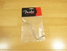 Fender American Standard Stratocaster Tremolo Arm Whammy Bar Aged White Global!