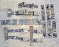 BRITISH ARMY SURPLUS MK.4 OSPREY MTP ANCILLARIES WEBBING STRAP & RIFLE SLING SET