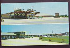 ca 1960 BENNETTSVILLE SOUTH CAROLINA SC Motel Brandin' Iron Restaurant CARS PC