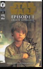 Dark Horse Comics Star Wars Anakin Skywalker, Signed by Steve Crespo NMT Limited