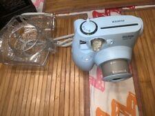 Fujifilm Mini 7s Light Blue Instax Instant Film Camera --COMING W CASE PROTECTOR