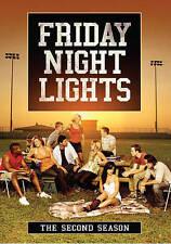 FRIDAY NIGHT LIGHTS THE SECOND SEASON 2 New Sealed 3 DVD Set