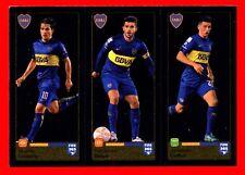 FIFA 365 2015-16 PANINI 2016 -Figurina Stiker- n. 90/91/92 - BOCA JUNIORS-New