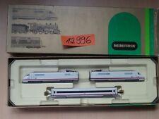 Trix n Art 12996 ice triebzug 3 piezas 410/810 nuevo/en el embalaje original