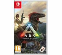 Ark Survival Evolved for Nintendo Switch Unused, NEW. Packed. Free Shipping