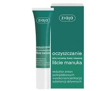 ZIAJA MANUKA LEAVES ACNE REDUCER CHANGES FACE CLANISING ANTIBACTERIAL