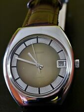 NOS Citizen vintage watch, new old stock, stunning dial